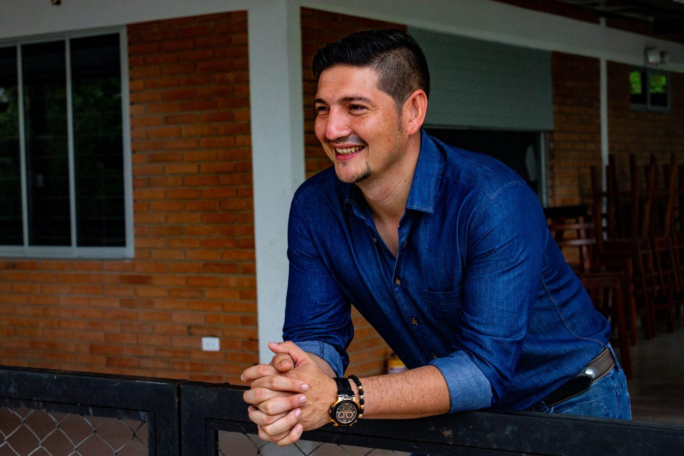 Salomón Sanabria Chacón será candidato de Centro Democrático a la gobernación de Casanare