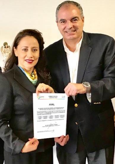 partido de la U, entregó aval a Sonia Bernal para candidatura a la gobernación de Casanare
