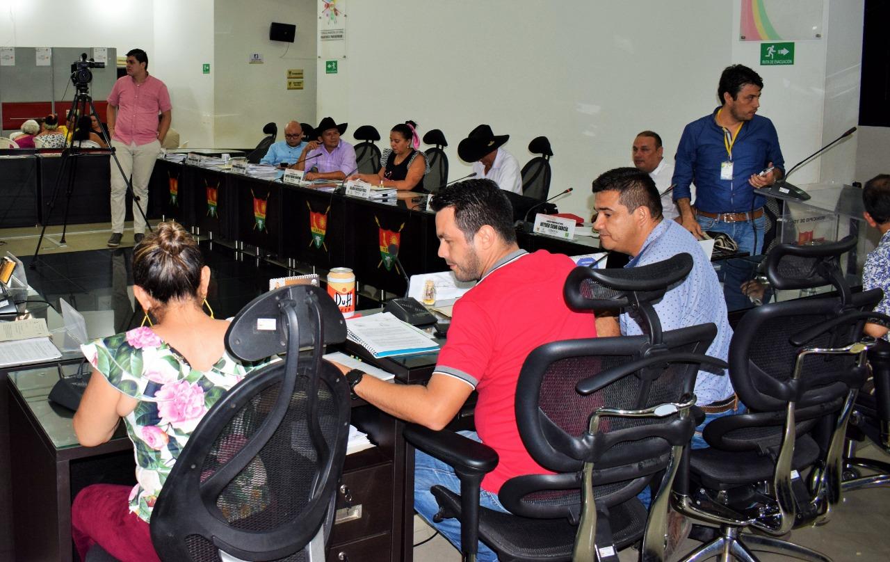 Decisiones contundentes frente a  vía al Llano pide  Concejo de Yopal a presidente Iván Duque