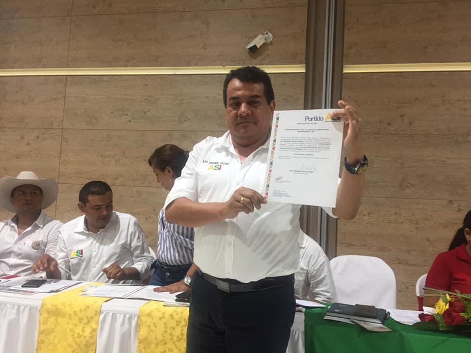 Luis Eduardo Castro recibe aval y anuncia llevar zona de tolerancia a la periferia