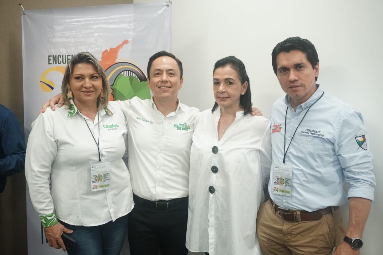 Suscriben Pacto Regional por la Conectividad y Competitividad del Centro Oriente Colombiano
