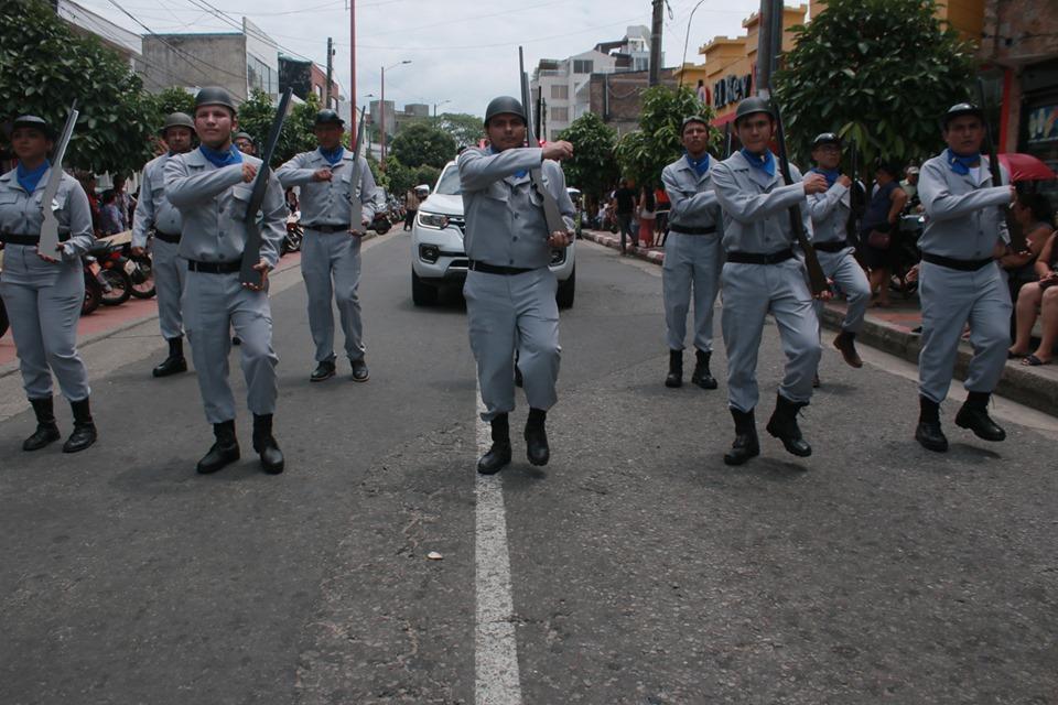 El Bicentenario en Casanare: Mas colombianos que nunca