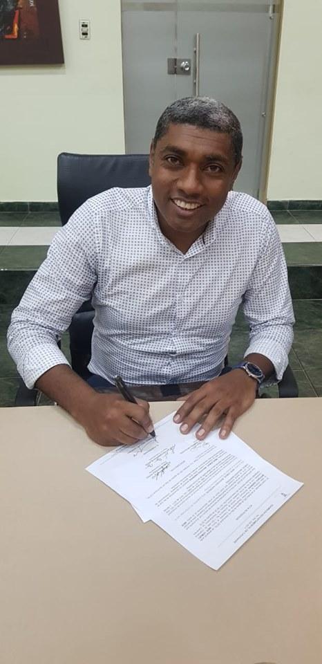 Imer Machado nuevo diputado del Casanare