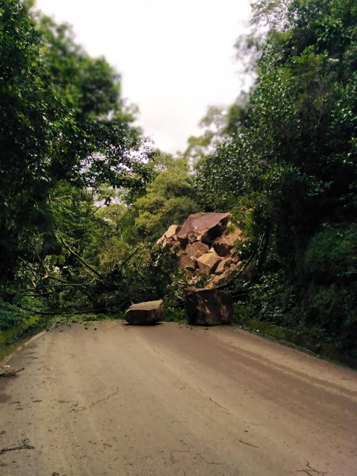Cuatro días estará cerrada la vía Yopal  El Morro Labranzagrande