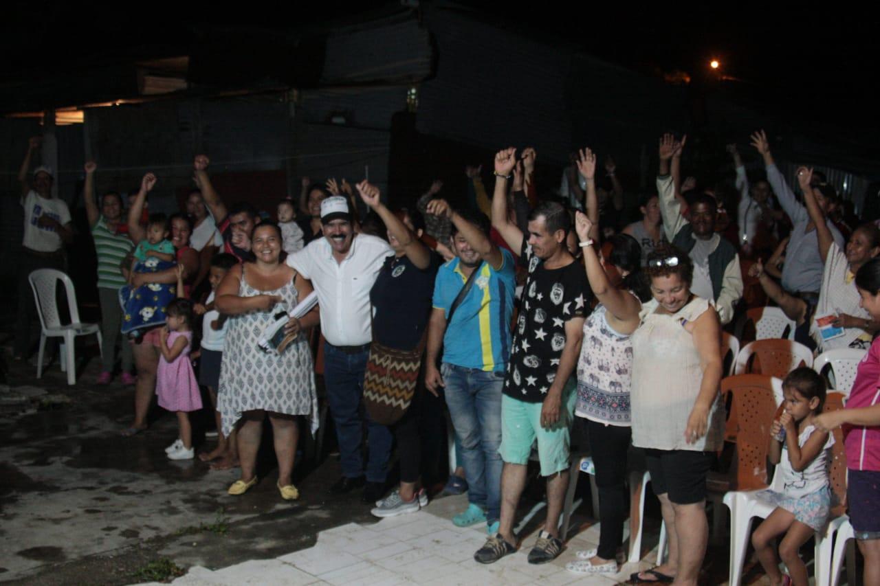 Responderemos a las necesidades de familias de los asentamientos humanos: Marco Tulio Ruiz