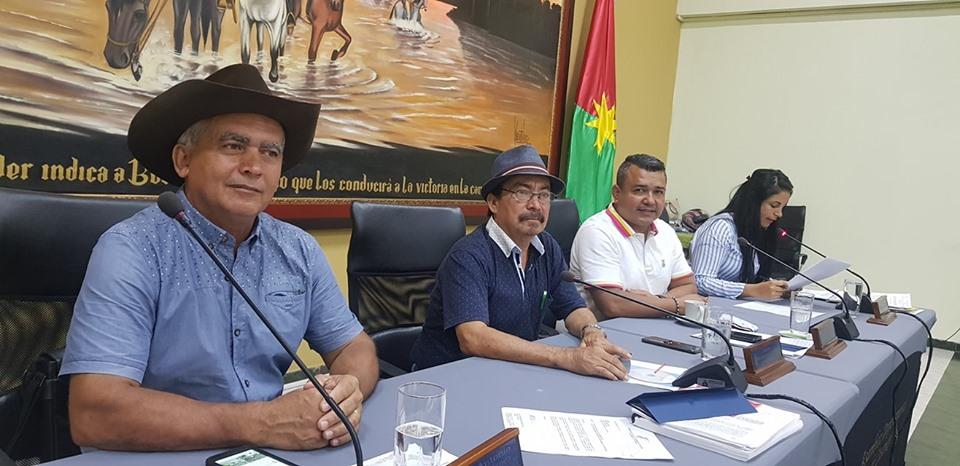 Asamblea de Casanare sigue en sesiones extras