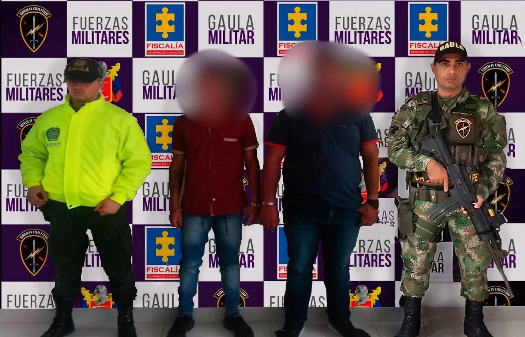 Capturan presunto sicario del Eln que extorsionaba en Casanare