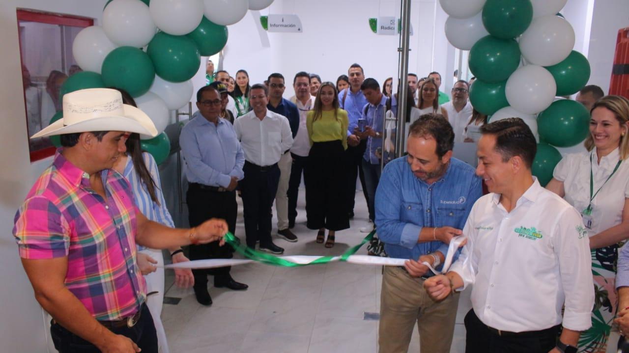 En servicio sede de Superintendencia de Salud en Casanare