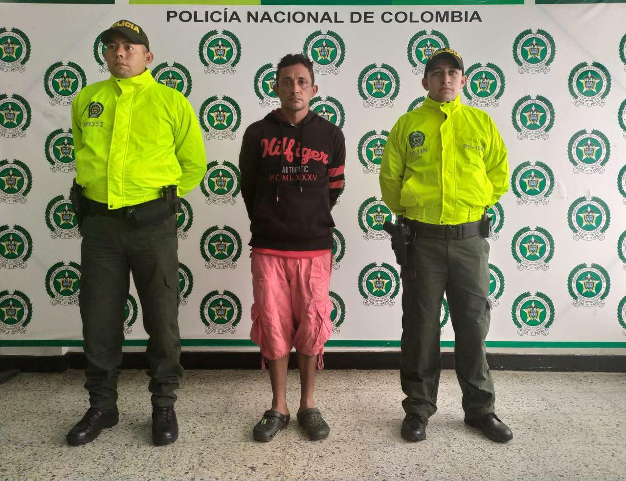Capturan por acceso carnal violento a Venezolano en  Yopal