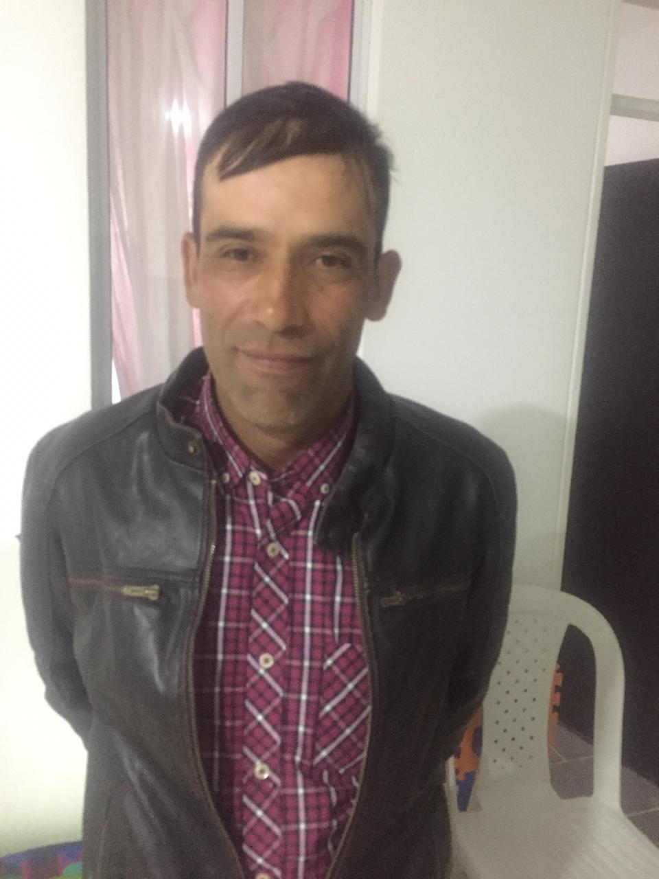 José Rodrigo Plazas está bien y nadie lo retuvo