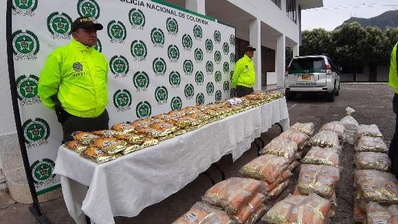 Recuperado parte de cargamento de cafe hurtado en Támara