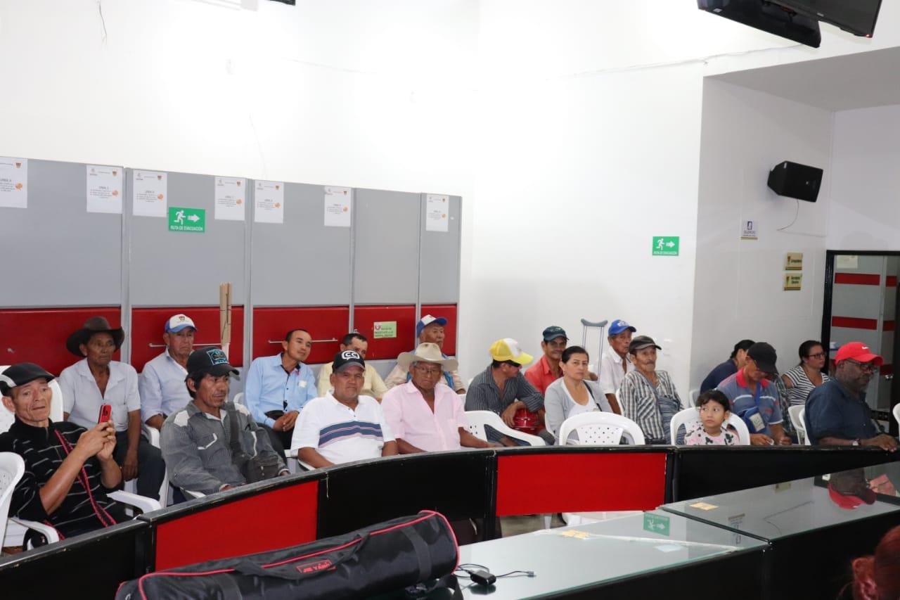 Zonas 'azules' de Yopal serán reorganizadas y reglamentadas