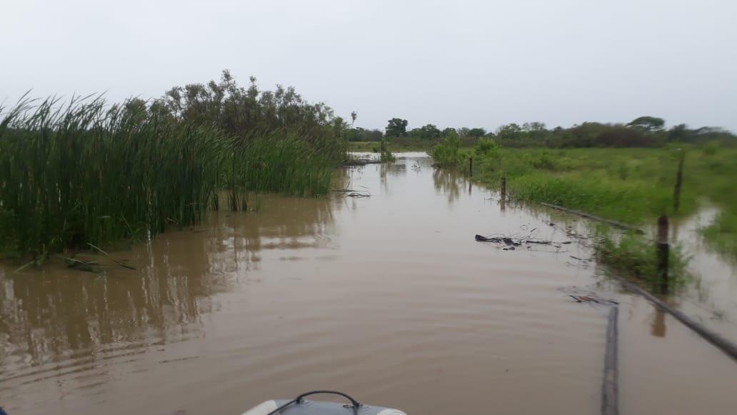 Incremento de  caudales de caños y ríos en Yopal