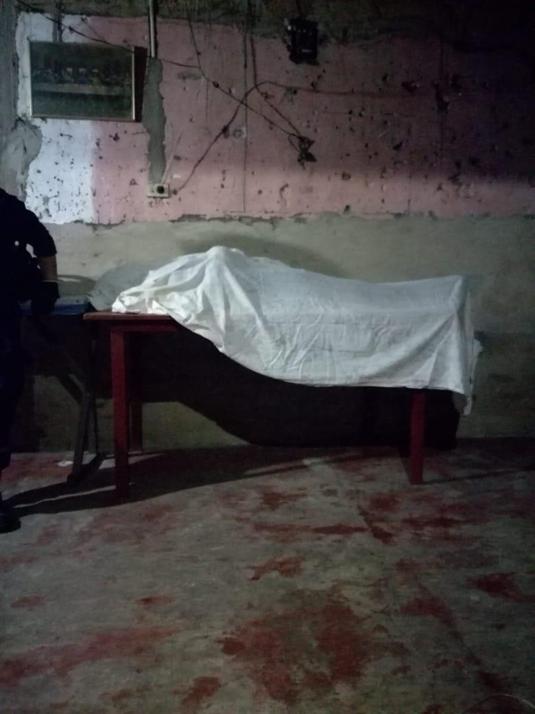 Muere mujer en río Chire