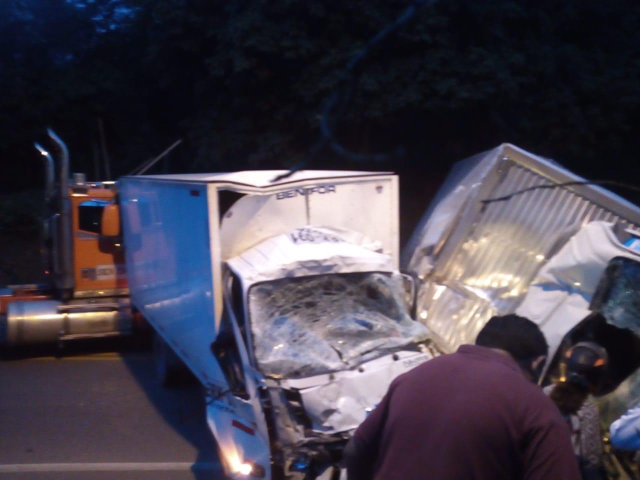 Al menos tres personas heridas deja accidente en vía Aguazul Yopal