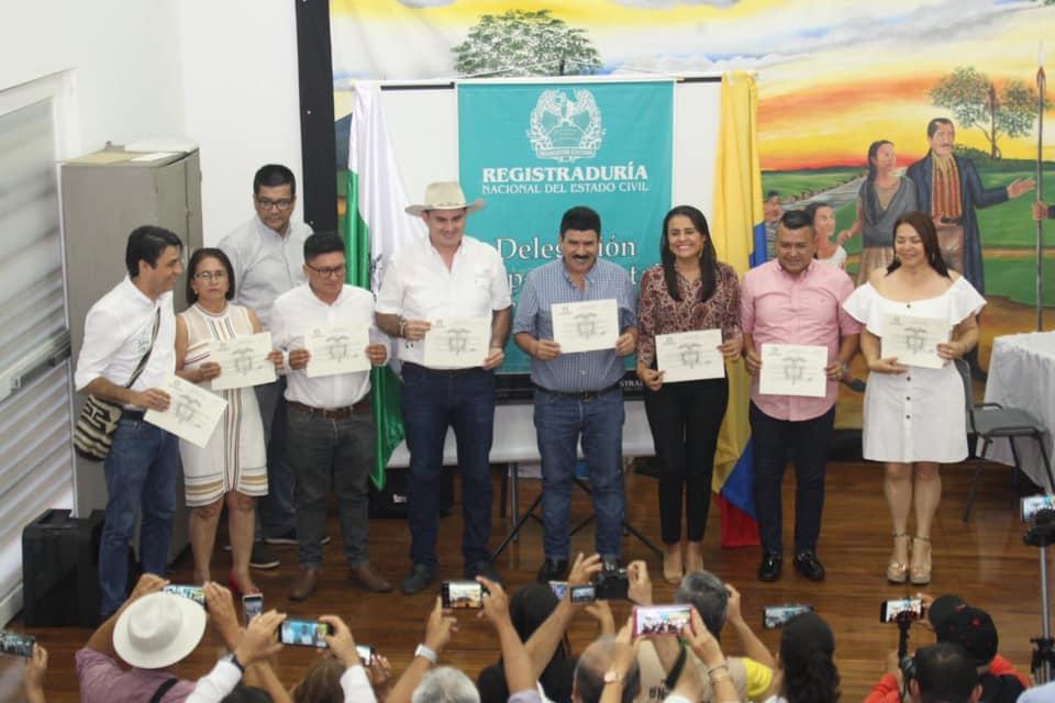 Con Marco Tulio Ruiz Riaño queda lista la Asamblea de Casanare