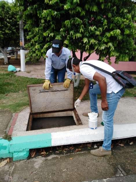 Yopal sigue en epidemia por dengue