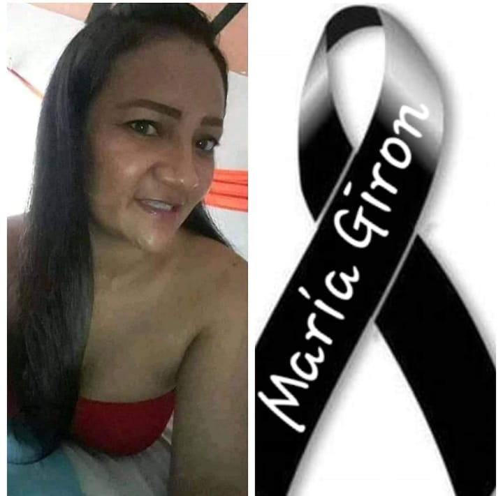 Otra muerte en accidente de moto de una mujer en vía a Tilodirán